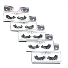 Wholesale Eyelashes 10 pairs 3D mink eyelashes handmade thick false eyelashes makeup eye lashes mink недорого