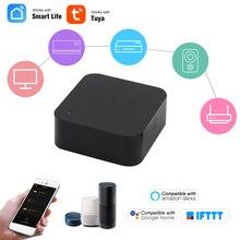 Умный WiFi ИК пульт дистанционного управления умный дом WiFi включенный инфракрасный умный пульт дистанционного управления Лер WiFi управление ...