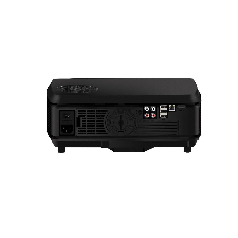 Full HD Android Projektor 3D 3000 Lumen Drahtlose Wifi Bluetooth 1920*1080P LED Video Beamer HDMI 4K 1G + 8G Home Cinema