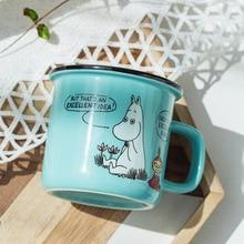Gift-Cup Mug Retro Cartoon Imitation Children Ceramic Fashion