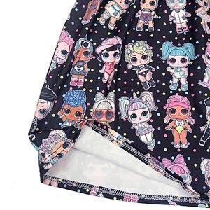 Image 5 - Hot sale baby dress girls printing pattern dresses kids party dress for kids children frocks designs