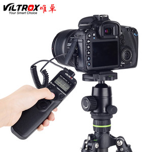 Image 4 - Viltrox JY 710 Camera Wireless Timer Remote Shutter Release Control for Canon 5DIII 6D2 Nikon D810 Panasonic GH5 G10 Sony A9 A7M