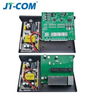 Image 4 - 48V רשת Ethernet עם מתג POE עם 10/100/1000 מגהביט לשנייה 5 / 6/8/10 יציאות IEEE 802.3af / at מתאים למצלמת IP / מערכת מצלמה AP / CCTV אלחוטית עם מתאם מתח 100 וולט