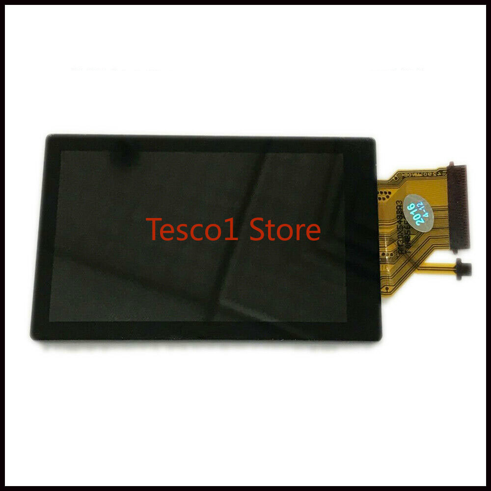 New LCD Display Screen With Backlight & Outer Glass For Sony A6000 A6300 ILCE-6000 ILCE-6300 Digital Camera Repair Parts