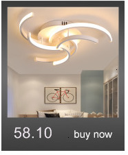 H66c7ffb3074c41d593d8613ed55ddba7E Bedroom Living room Ceiling Lights Lamp Modern lustre de plafond moderne Dimming Acrylic Modern LED Ceiling lamp for bedroom