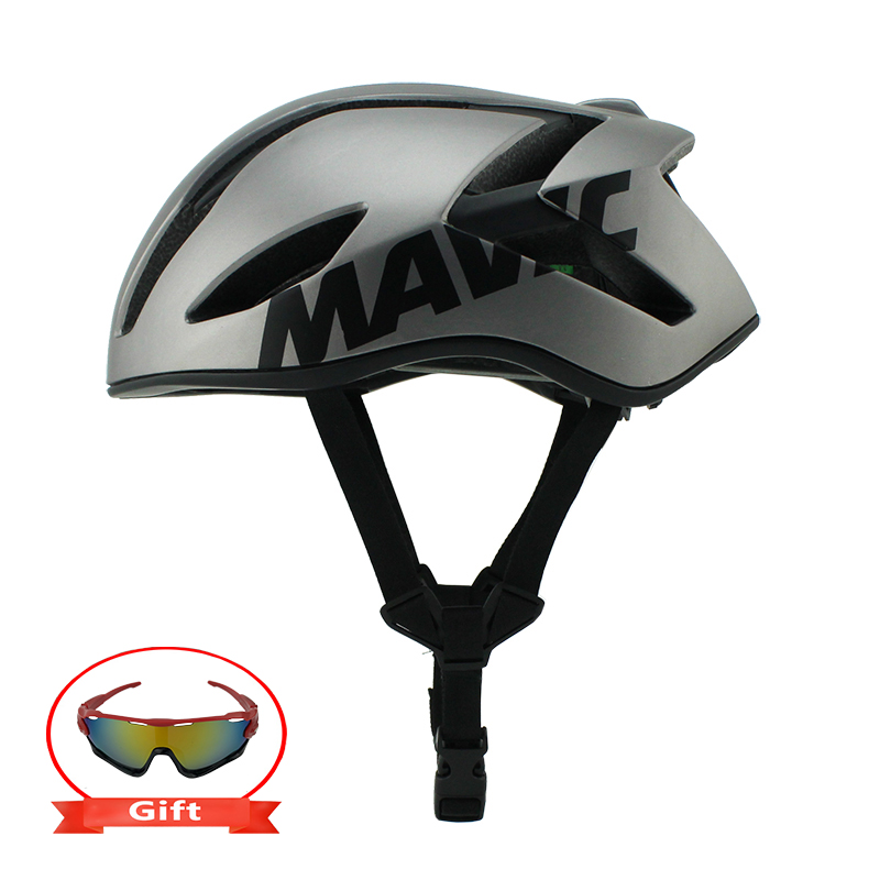 New MAVIC Cycling Helmet Mountain Bike Helmet Ultralight Safety Bicycle Helmet Windproof Riding Helmet Casco de ciclismo title=
