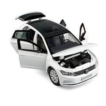 Jouet de voiture POLO PLUS, nouveau modèle de simulation élevée, voiture coulissante en alliage 1:32, voiture jouet à 6 portes ouvertes, vente en gros