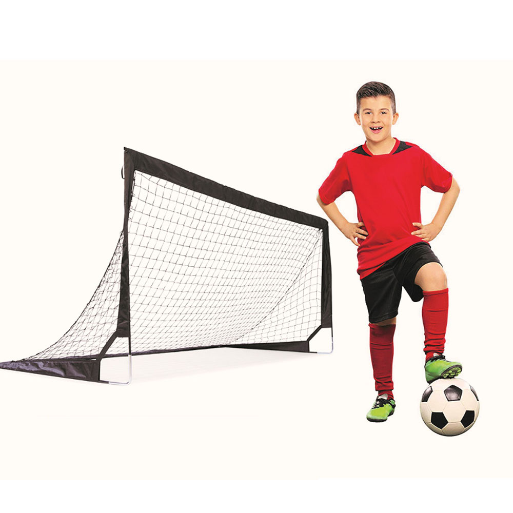 WISHOME Folding Large Soccer Goal for Backyard Square Fotball Gate Soccer Net for Kids Family Outdoor Sports Training Equipment Pakistan
