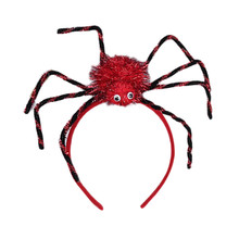 Colorful Spider Headbands For Teens Halloween Costume Accessories Novelty Insect Hair Bands Children Dress Up Party Supplies 830(China)