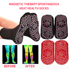 New Magnetic Therapy Socks Comfortable Self-Heating Health Care