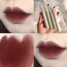 Macaron Velvet Lip Glazed Waterproof Beauty Matte Liquid Lipstick Long Lasting Easy To Wear Lips Makeup Lip Gloss TSLM1