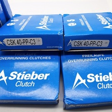 Stieber CSK40 BB40 One Way bearing CSK40PP CSK40PP2RS overrunning Clutch Bearing CSK40-PP-C3 zokol bearing nu232em c3 32232eh c3 cylindrical roller bearing 160 290 48mm