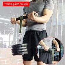 PG spor salonu Fitness önkol eğitmen güçlendirici el tutucu gücü egzersiz ağırlık kaldırma halat bel rulo Fitness ekipmanları