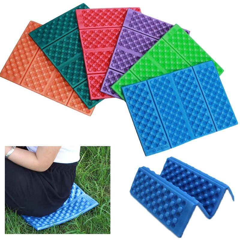 Picnic Cushion Camping Creative Seat Hiking Mat Foldable Outdoor Beach Soft Pad