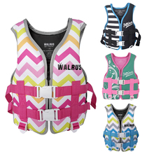 Kids Life Vest Floating Girls Jacket Boy Swimsuit Floating Power Swimming Pool Accessories for Drifting Boating Surfing Vest