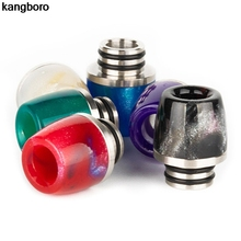 Mouthpiece Drip-Tip Cigarette Tfv12 Prince Stainless-Steel Atomizer Vape Tank-Elronic