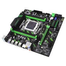 Dual PCI-E 16X NVME M.2 support motherboard
