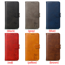 цена на Redmi 7A Note 7 Case Leather Flip Wallet Stand Book Cover For Redmi 7 Note 7 Pro Case Retro Card Holder Phone Case