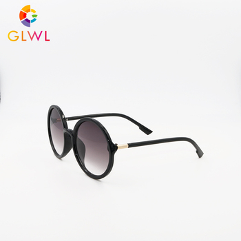 Sun Glasses Women Fashion Luxury Brand Womens Round Sunglasses Vintage Feamle Shades Retro Driving For Girls Summer NEW