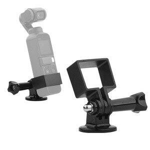 Image 1 - Statief Uitbreiding Adapter Voor Dji Osmo Pocket Gimbal Camera Vaste Adapter Mount Voor Fimi Palm Rugzak Clip Houder Accessoires