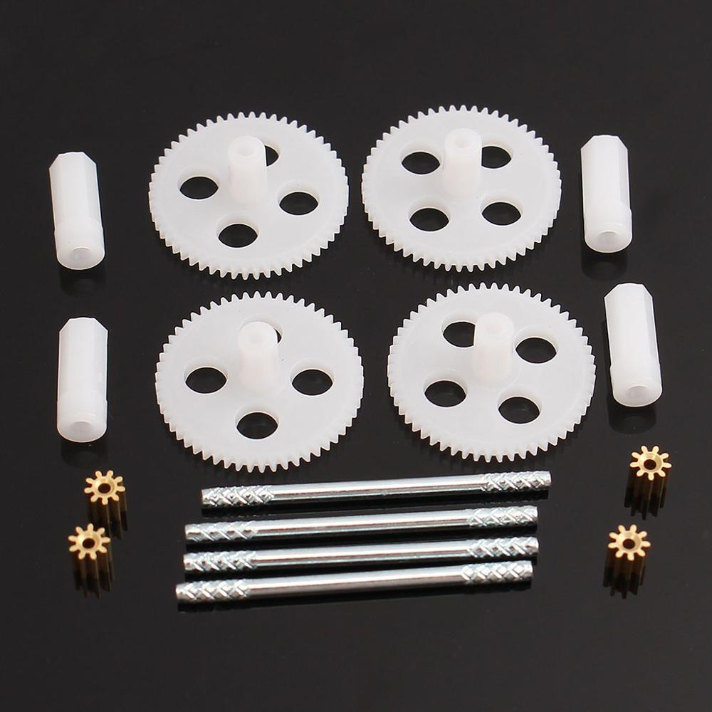 DIY Toys Model Airplane Four-axis Main Gear Remote Control Rubber Gear Spare Suitable For Syma X5 X5C X5SC RC UAV Accessory Set
