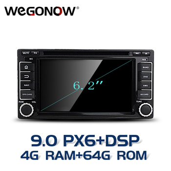 DSP Android 9.0 64G 8Core Car DVD Player GPS Map RDS Radio wifi 4G LTE Bluetooth5.0 For Subaru Forester Impreza 2008-2010 2011