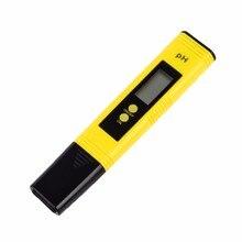 4 шт. Портативный ЖК-цифровой рН-метр ручка тестер Высокая точность аквариум бассейн вода вино мочи автоматическая калибровка рН-монитор