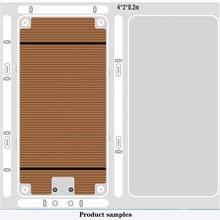 Надувная морская платформа 4 м x 2 02 понтонная надувная док