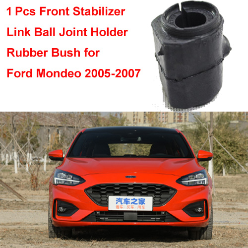 1 Pcs Front Stabilizer Link Ball Joint Holder Rubber Bush for  Ford Mondeo Mk3 2005-2007