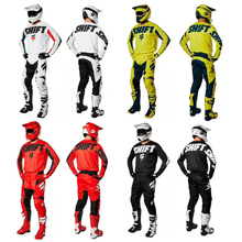 NEW MX 2019 WHIT3 Label York Red Jersey Pants Adult Motocross Gear Set Motocross Dirt bike Combo