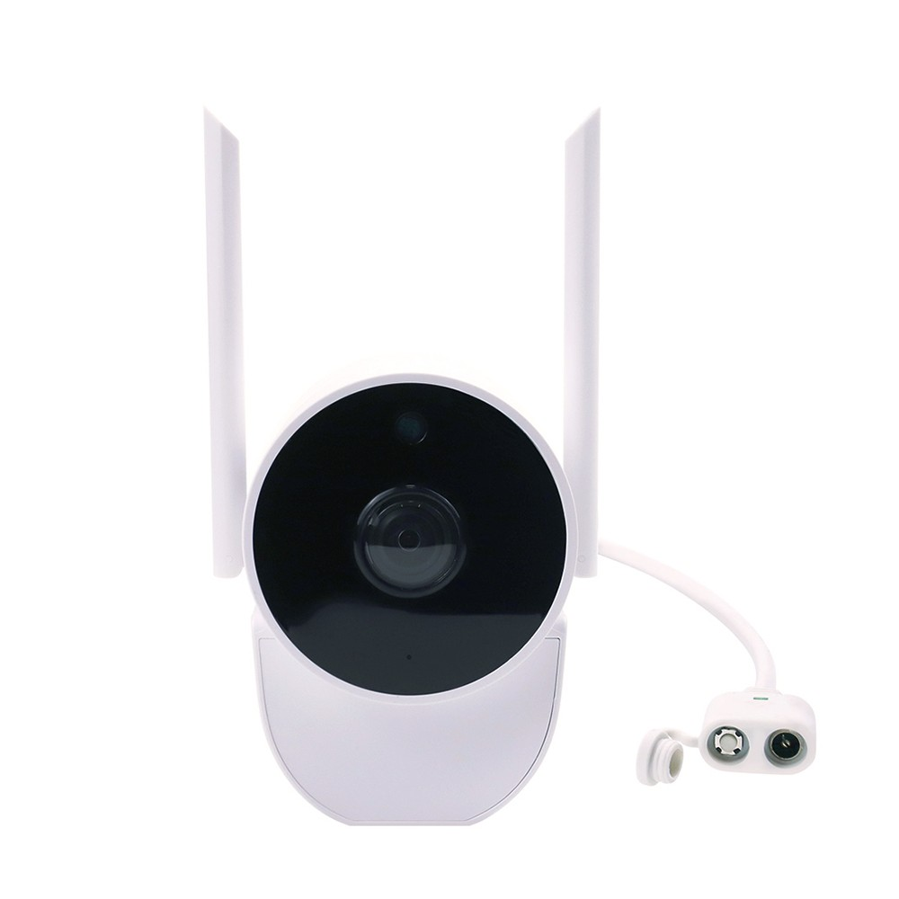 XiaoVV Intelligent Camera Outdoor IP65 Waterproof Dustproof 180°Infrared Night Vision Motion Detection