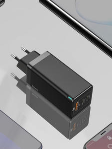 Gan-Charger Laptop Type-C Baseus 65w Forxiaomi Portable QC PD with Forip