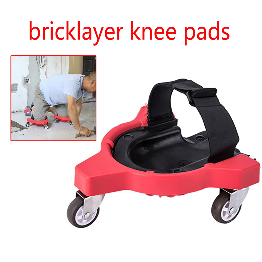 1pair Bricklayer Knee Pads Tiling Floor Tile Tools Labor Mat Work Knee Pads Construction Worker Bricklayer Welder Knee Pads New