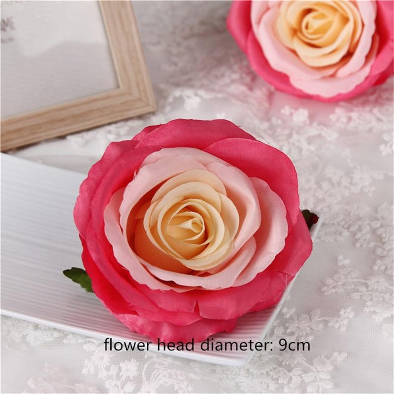 14-2. 9cm rose
