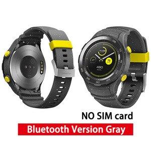 Image 3 - Original huawei uhr 2 sport smartwach huawei uhr 2 2018 bluetooth Android iOS IP68 wasserdicht NFC GPS(sim 4G lte optional)