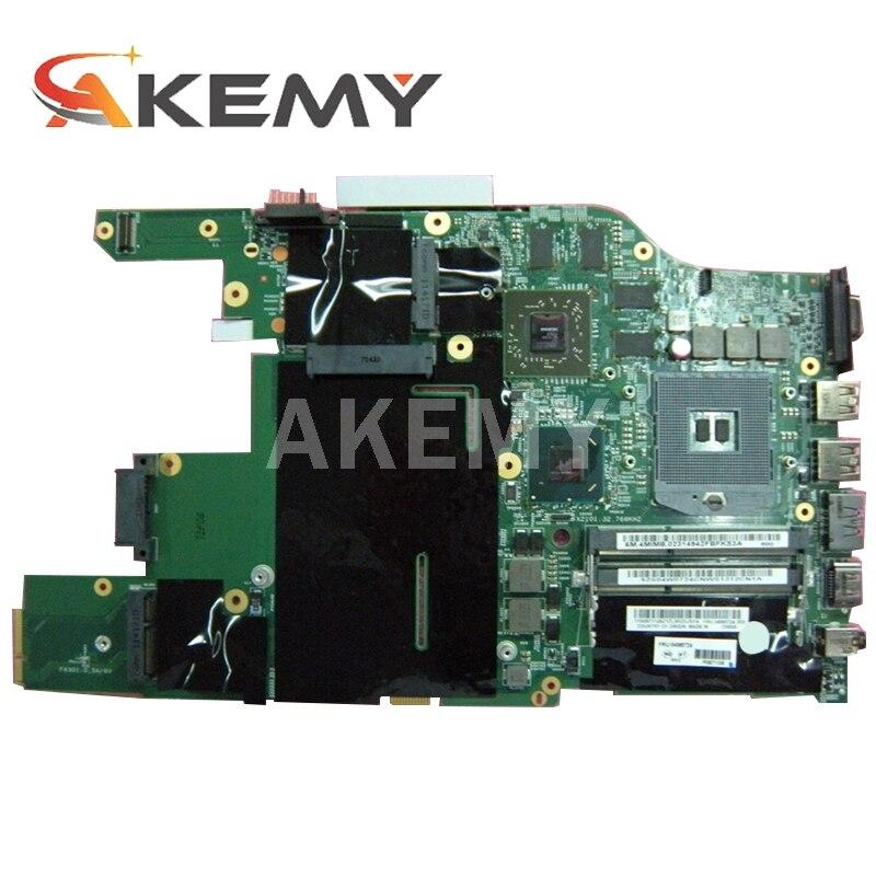 For Lenovo ThinkPad E520 notebook motherboard PGA988B HM65 GPU HD6630M DDR3 100% test work 2