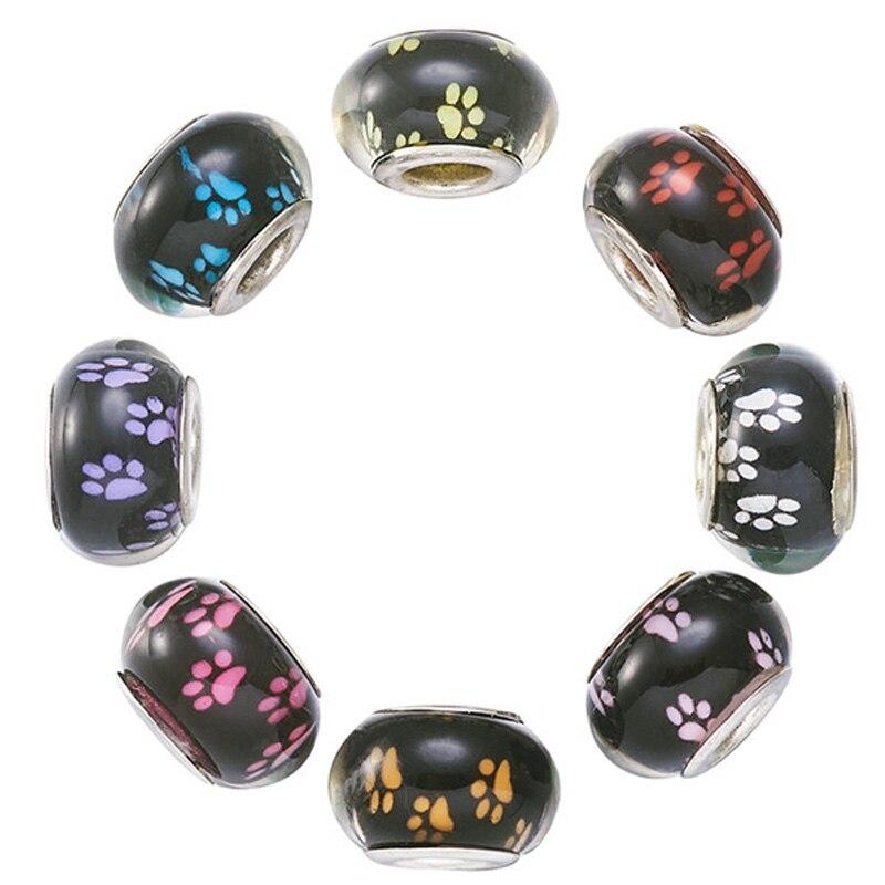 100Pcs teint ovale Nice blé Bois Perles Pour À faire soi-même Bijoux Bracelet Making