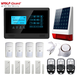 WOLF-Guard 4G Wireless LCD GSM