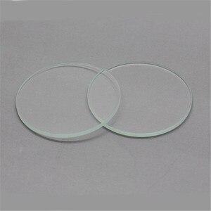 1Pcs 40.2mm x 1.5mm Glass Lens