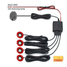 Kit sensore DI parcheggio auto Radar DI Backup inverso per GEELY BO RUI BL coupé BO YUE DI HAO CK EMGRAND GS GC2 GC5 GC6 GC7 Haoqing