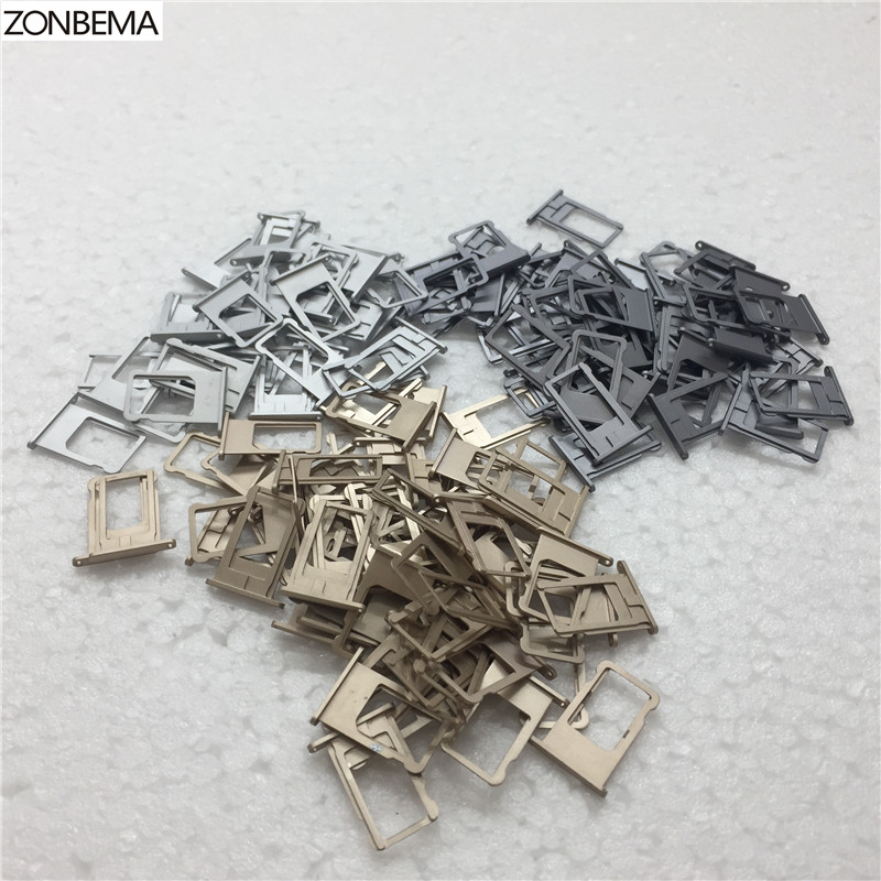Sim-Card-Adapter iPhone 6 Replacement 6s-Plus Micro New ZONBEMA for Slot-Holder