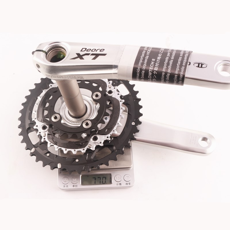 32 TOOTH 104BCD SHIMANO XT FC-M770   9 SPEED  CHAINRING