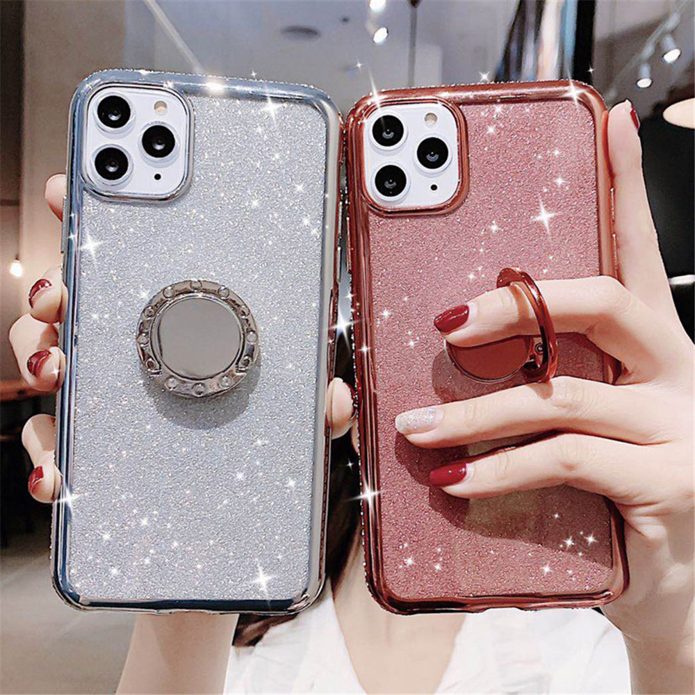 Jewelled Clear iPhone Case 3