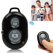 Bluetooth Remote Control Button Wireless Controller Self-Timer Camera Stick Shutter Release Phone Monopod Selfie for ios Android