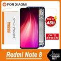100% оригинальный сменный дисплей для Xiaomi Redmi Note 8 ЖК-дисплей сенсорный экран дигитайзер в сборе для Redmi Note8 с логотипом