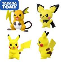 Экшн фигурка takara tomy pokemon из натуральной японской версии