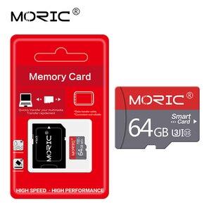 Moric Memory Card Micro SD 128GB 32GB 64GB 256GB 16G 256GB Cartao de Memoria Micro SD Card TF Card 32 64 128gb microsd cards