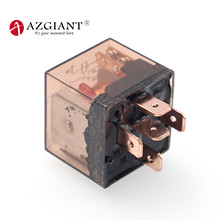 Waterproof Automotive Relay 12V 24V 100A 80A 4PIn 5Pin SPDT Car Control Device C
