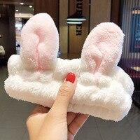 white rabbit ears