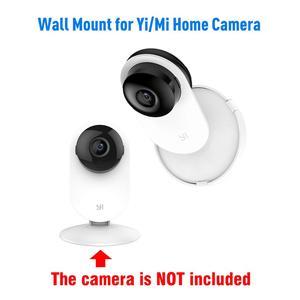 Image 2 - Için Yi ev kamerası Mi ev güvenlik kamerası Duvara Montaj, 360 Derece Döner Kamera Braketi Tutucu Standı için Mi/Yi Ev